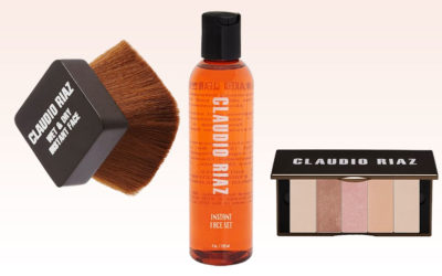 ZOOM FACE In Minutes with Claudio Riaz Products