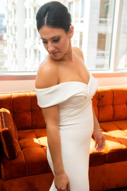 Becca Wortel's Wedding Day